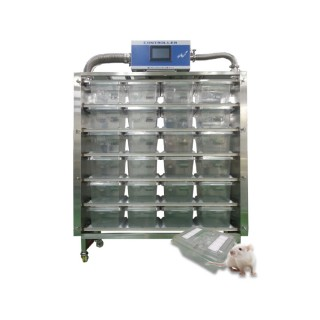 Disposable Cage 24 Rack Rat Type
