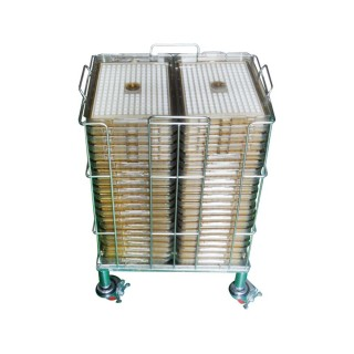 Cage Cover Cart / CCM-400, CCR-580